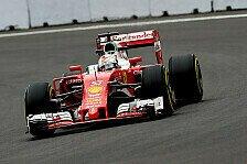 Das Freie Training der Formel 1 in Mexiko im Live-Ticker