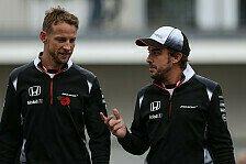 Formel 1: Jenson Button gibt Kurzzeit-Comeback in Monaco