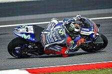 Zweites Training in Valencia: Lorenzo vor Marquez