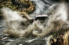 WRC - Bilder: Rallye Großbritannien - Tag 1