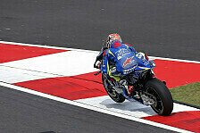 MotoGP Sepang 2016: Vinales schlägt Iannone und Marquez im Warm Up