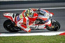 Vorschau der MotoGP Valencia GP: Ducati Dovizioso Iannone