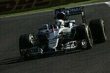 Team für Team - Qualifikation Mexiko GP: Pole für Hamilton