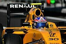 Wer wird 2017 Teamkollege von Nico Hülkenberg bei Renault?