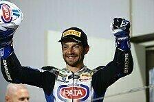 Sylvain Guintoli ersetzt verletzten Alex Rins in Le Mans