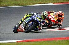 Honda und Yamaha teilen sich die beiden Team-Titel der MotoGP