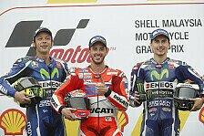 Andrea Dovizioso: Habe keine Beziehung zu Valentino Rossi