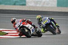 Dovizioso hetzt Gegner in Fehler - Analyse zum MotoGP- Rennen in Sepang