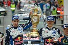 WRC - Bilder: Rallye Großbritannien - Tag 3 & Podium