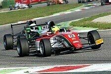Mick Schumacher ist Vizemeister der italienischen Formel 4