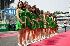 Formel 1 - Bilder: Mexiko GP - Girls
