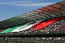 Formel 1 Mexiko GP 2017: So wird das F1-Wetter in Mexiko City