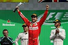 Formel 1 - Tops & Flops des Mexiko GP 2016