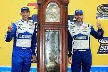 NASCAR - Bilder: Goody's Fast Relief 500 - 33. Lauf (Chase 7/10)