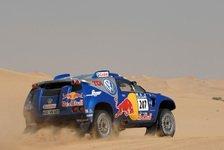 Dakar - Aufbruchstimmung bei Volkswagen