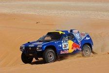 Dakar - Navigation als Teamwork