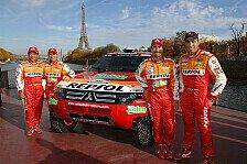 Dakar - David Serieys - Der Organisator von Mitsubishi