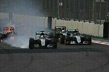 Rosberg vs. Hamilton: Was sie zum Showdown sagen