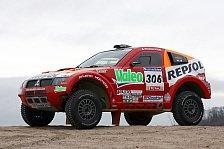 Dakar - Isao Torii: Ein Sieg für Henri Magne?