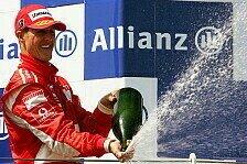Formel 1 - Bilder: Michael Schumacher: Legendäre Karriere