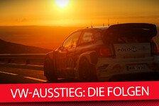 WRC - Video: Volkswagen steigt aus der WRC aus: Die Folgen