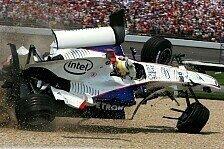 Formel 1 - Die größten Gefahren der F1