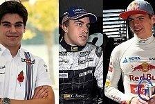Formel 1: Top 10 - Die jüngsten F1-Piloten