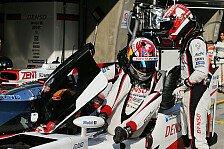 Für Formel E in Mexiko: Toyota-Pilot Buemi verzichtet auf WEC-Prolog in Monza