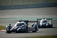 Die Reaktionen von Porsche, Audi und Toyota nach dem WEC-Rennen in Shanghai
