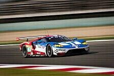 Ford hatte im Qualifying der WEC in Shanghai keine Probleme und fuhr zur Pole