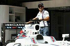 Comeback: Williams und Massa sind sich einig
