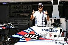 Rückkehr perfekt: Felipe Massa 2017 wieder bei Williams
