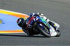 Lorenzo nicht zu schlagen, KTM-Debüt im Sonnenschein: Die Stimmen zum Training