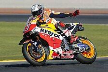 Marquez will beim Saisonfinale in Valencia gewinnen