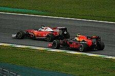Formel 1 - Longrun-Analyse: So lief es mit Sprit an Bord