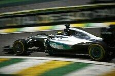 Live-Ticker Brasilien GP: Qualifying in Sao Paulo mit Rosberg und Hamilton