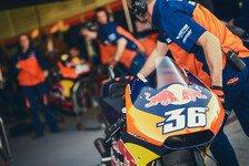 Kallio und KTM in Valencia: Die Bilanz nach Tag 1