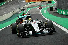 Brasilien GP: Alles Opfer außer Mercedes