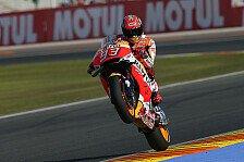 Marquez überzeugt: Zwei Runden mehr und ich hätte in Valencia siegen können