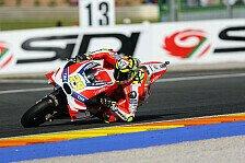 Emotionaler Abschied von Ducati: Iannone ringt Rossi nieder