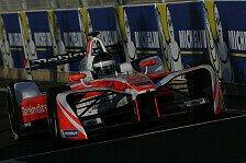 Formel E - Felix Rosenqvist feiert Premieren-Sieg in Berlin