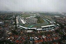 Überfälle schocken Formel 1: Sao Paulo zu heikel für F1-Rennen?