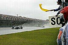 Brasilien GP: Hamilton gewinnt Chaos-Rennen in Sao Paulo