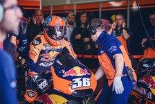Videos - MotoGP-Einsteiger KTM und seine Road to Qatar 2017