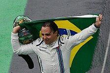 Gerücht: Felipe Massa vor Rücktritt vom Rücktritt