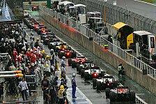 Formel 1 - Bilderserie: Verrückte Daten: Die Saison 2016 in Zahlen