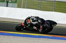 Jonas Folger mit starkem MotoGP-Debüt in Valencia