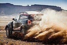 Dakar - Video: Ellen Lohr: Auftakt zur Rallye Dakar 2017