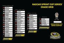 NASCAR - Bilder: Saison-Highlights der 4 Finalisten