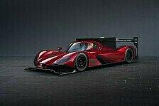 Mazda präsentierte seinen neuen IMSA-Boliden, der auf den DPi-Regularien basiert